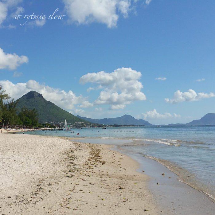 rajskie plaże na Mauritiusie