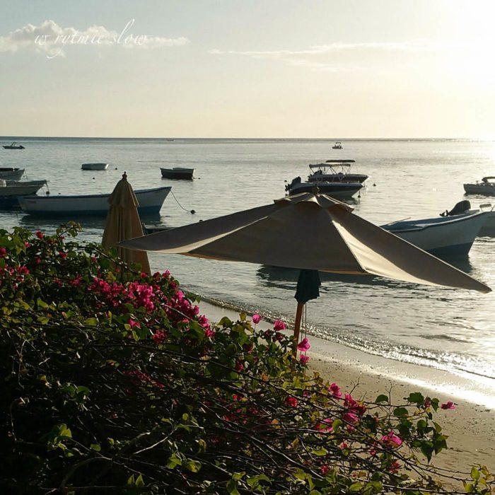 rajska plaża Mauritius