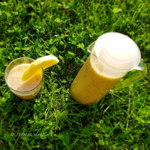 ananasowe smoothie