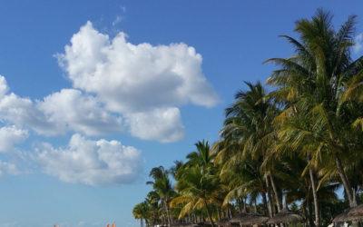 Rajskie plaże na wyspie Mauritius