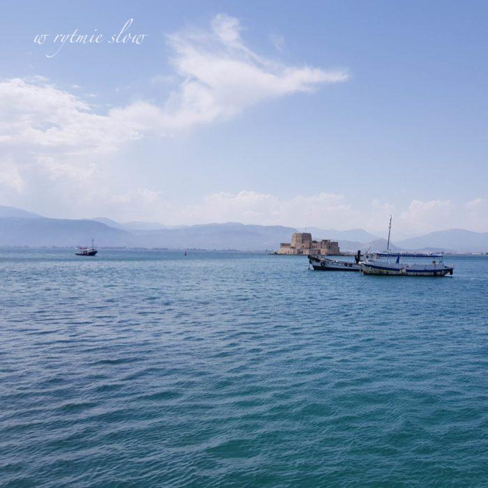 grecja morze
