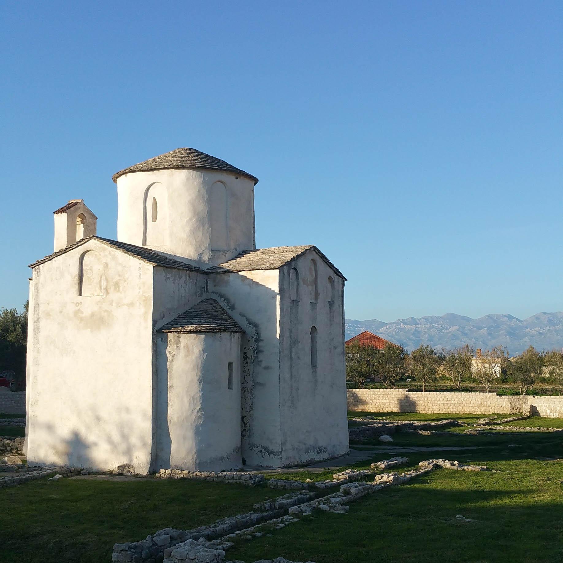 miasteczko Nin Chorwacja