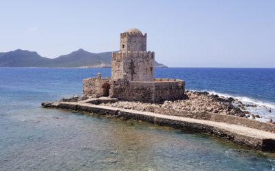 Zamek Methoni w Grecji – zwiedzanie w rytmie slow