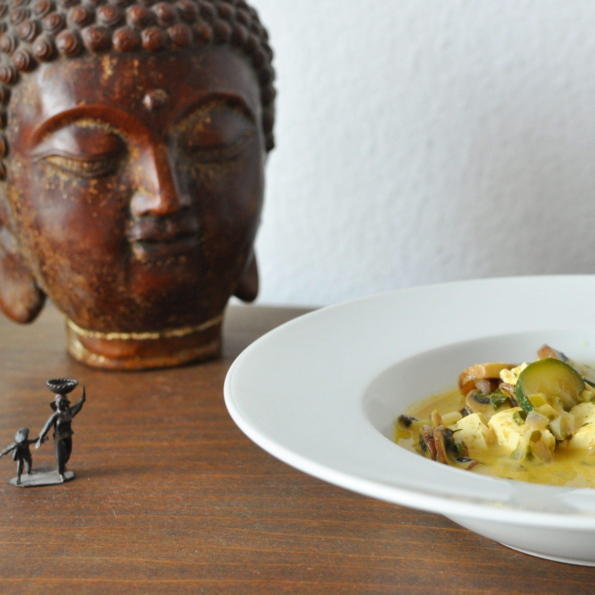 zupa kokosowa z tofu