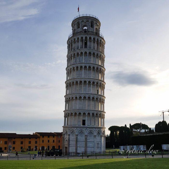 Piza - Krzywa Wieża