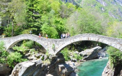 Lavertezzo i szwajcarska dolina Verzasca