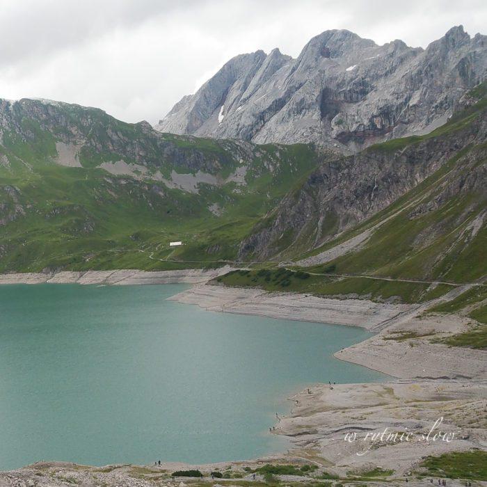 jezioro Lünersee