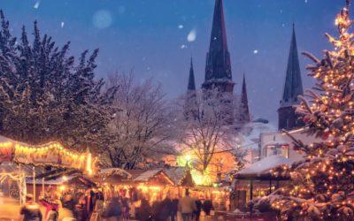 Jarmarki świąteczne – bożonarodzeniowa tradycja
