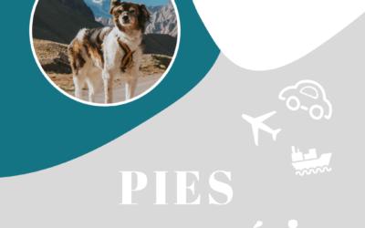 Podróże z Pazurem – pies w podróży dookołaświata