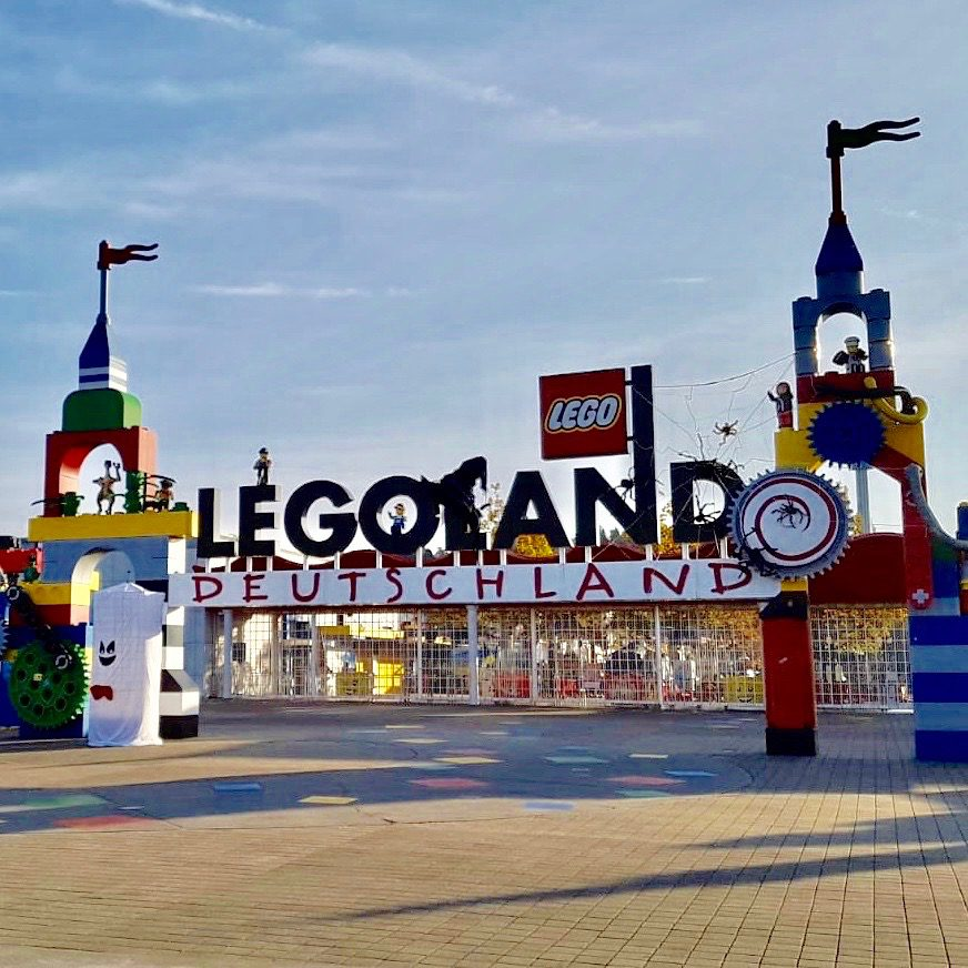 Legoland w Niemczech i curry z dynią