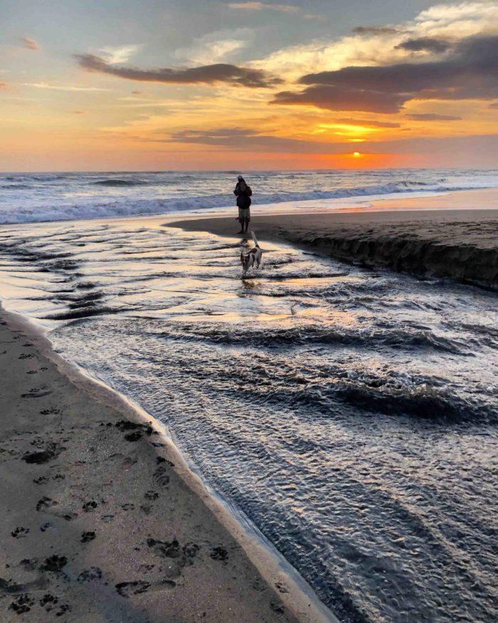 spacer po Bali