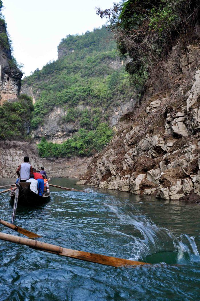 rejs rzeką Jangcy