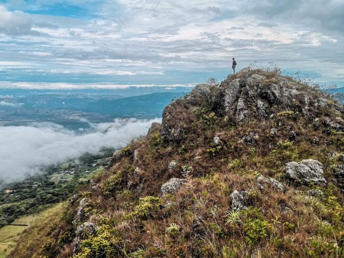 Spacer po Icononzo – kolumbijskim miasteczku.