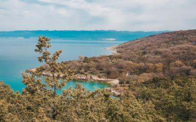 Chorwacka wyspa Krk.